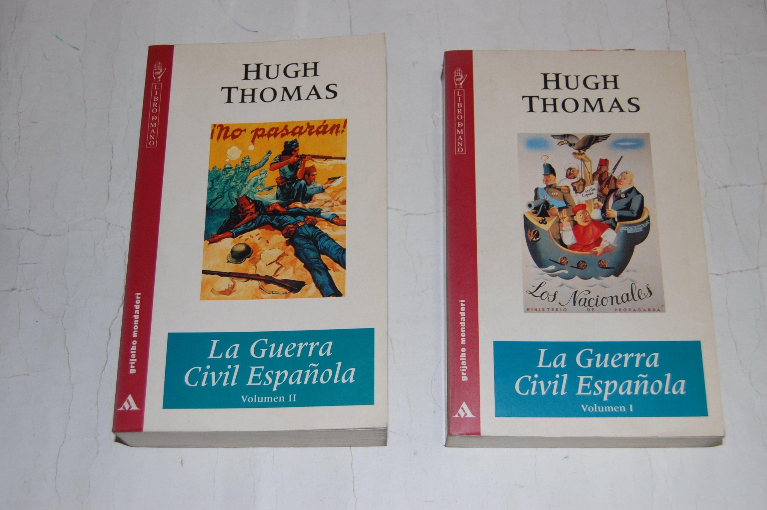 La Guerra civil española: Amazon.es: Hugh Thomas: Libros