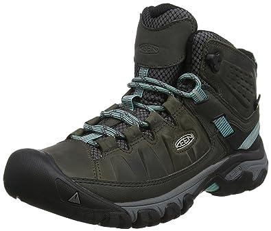 ff11213e8df KEEN Women's Targhee Iii Mid Wp High Rise Hiking Shoes