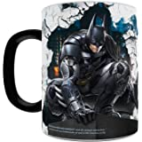 Morphing Mugs Batman Arkham Knight (Batman) Ceramic Mug, Black