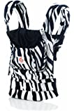 Ergobaby Original Baby Carrier, Zebra (Discontinued by Manufacturer)