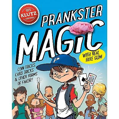 Klutz Prankster Magic Kit: April Chorba: Home & Kitchen