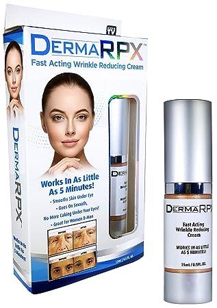 Amazon.com: Derma RPX con ácido hialurónico, 5 minutos de ...