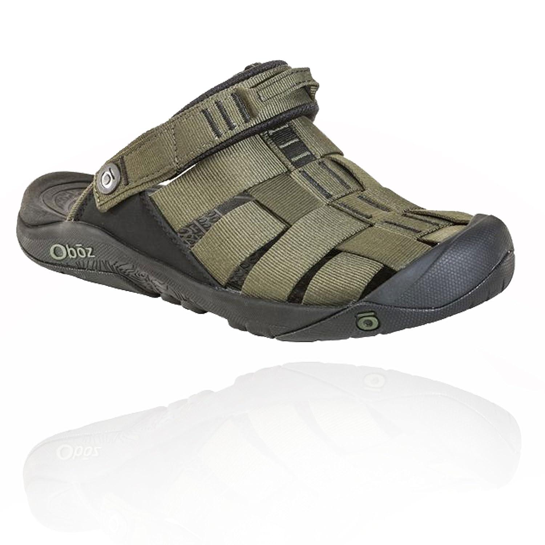 Oboz Men's Campster Sandal B074N8F2FL 10.5 D(L) US Olive