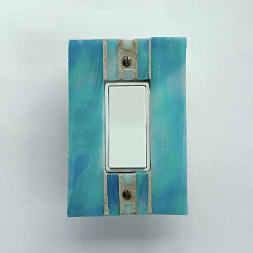 Amazoncom Iridescent Turquoise Switch Plate Decora Light Switch