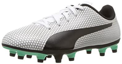 fa8228035 PUMA Unisex Spirit FG Jr Soccer Shoe