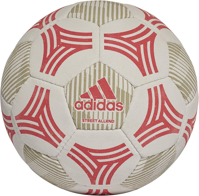 estrategia De nada Hija  adidas Tango All-round Soccer Ball, Clear Brown/Hi-Res Red/Hemp, 5, Soccer  Balls - Amazon Canada