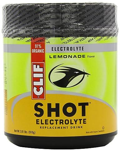 Clif Schuss Elektrolyt-Ersatz Getränke, Limonade, 2.01 Pfund: Amazon ...