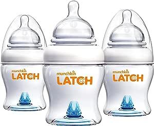 Munchkin LATCH 4oz Bottle - 3pk
