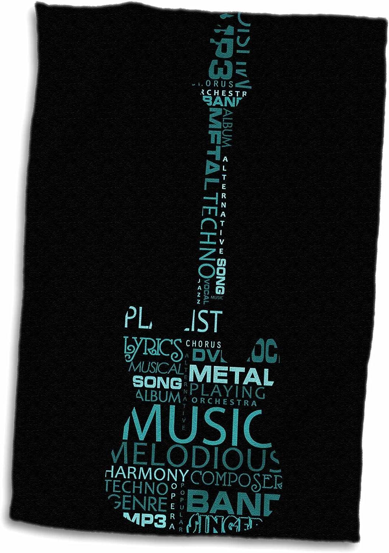 Music 3d Word