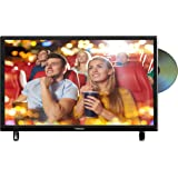 "Polaroid 24GSD3000SA 24"" 720p TV DVD Combination (2016), Black"