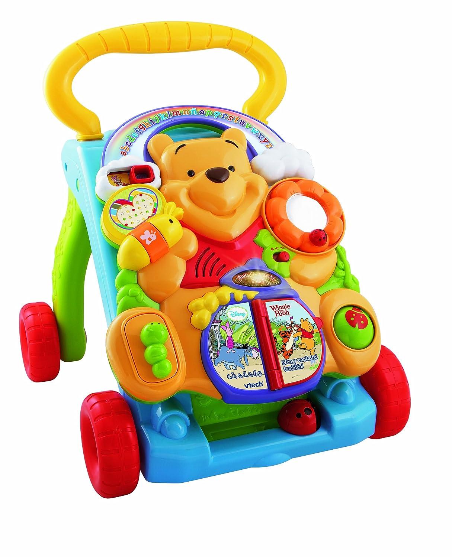 VTech Winnie De Pooh - Correpasillos De Winnie (80-114322): Amazon ...