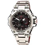Men's Casio G-Shock MT-G Solar Stainless Steel Chrono Tough Watch