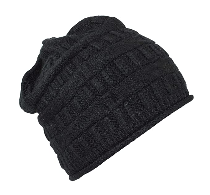 Thick Soft Cold Weather Beanie Cap a6866d18a79