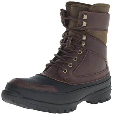 Kenneth Cole Unlisted Men's Whole Nation Combat Boot, Brown, ...