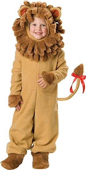 InCharacter Costumes Babyu0027s Lilu0027 Lion Costume Tan ...  sc 1 st  Amazon.com : lil lion costume  - Germanpascual.Com