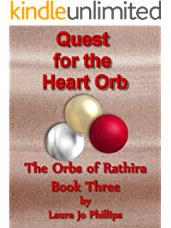 Quest for the Moon Orb (The Orbs of Rathira Book 1)