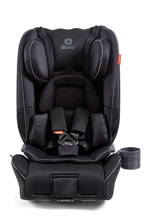 Diono Car Seat >> Diono Radian 5 Group 0 0 1 2 Extended Car Seat Rear Facing From Birth To 25kg Forward Facing 9 25kg Black