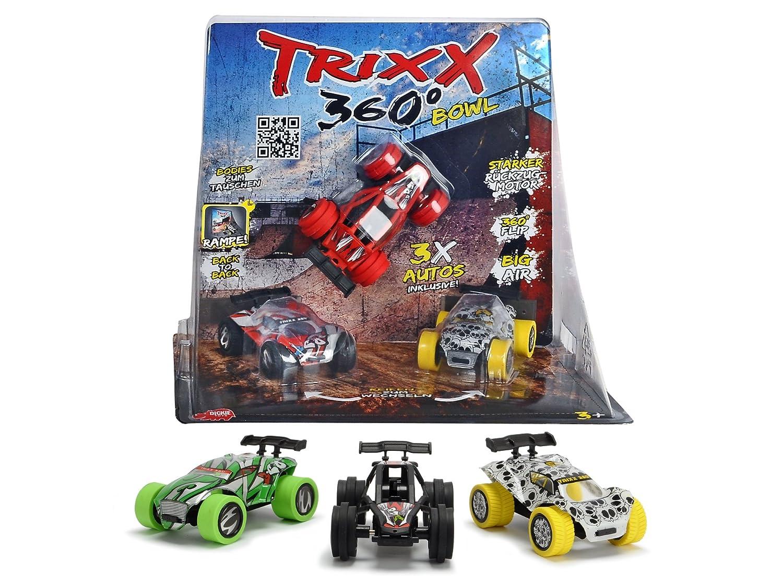 Sonstige Spielzeug-Artikel Trixx 360 Rampe Doppel Schwarz