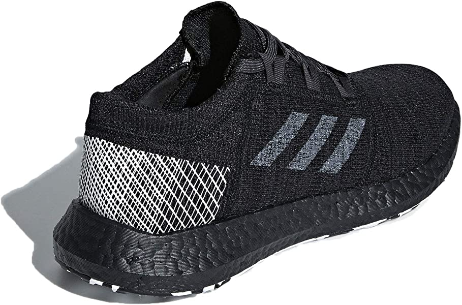 e806329c3 adidas Men Running Pureboost GO LTD Shoes CORE Black BB7804 - Amazon ...