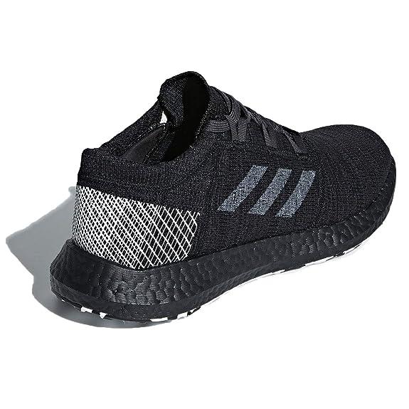 wholesale san francisco half price adidas Men Running Pureboost GO LTD Shoes CORE Black BB7804