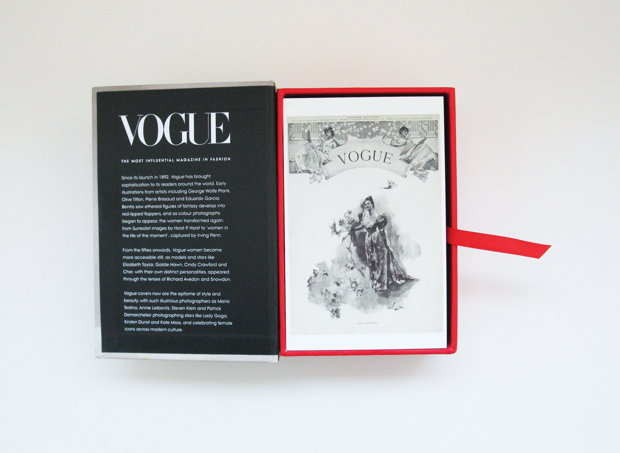 Postcards from Vogue: 100 Iconic Covers by Brand: Penguin Books (Image #4)