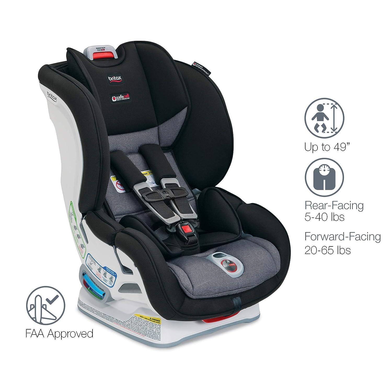 Com Britax Marathon Clicktight Convertible Car Seat Verve Baby