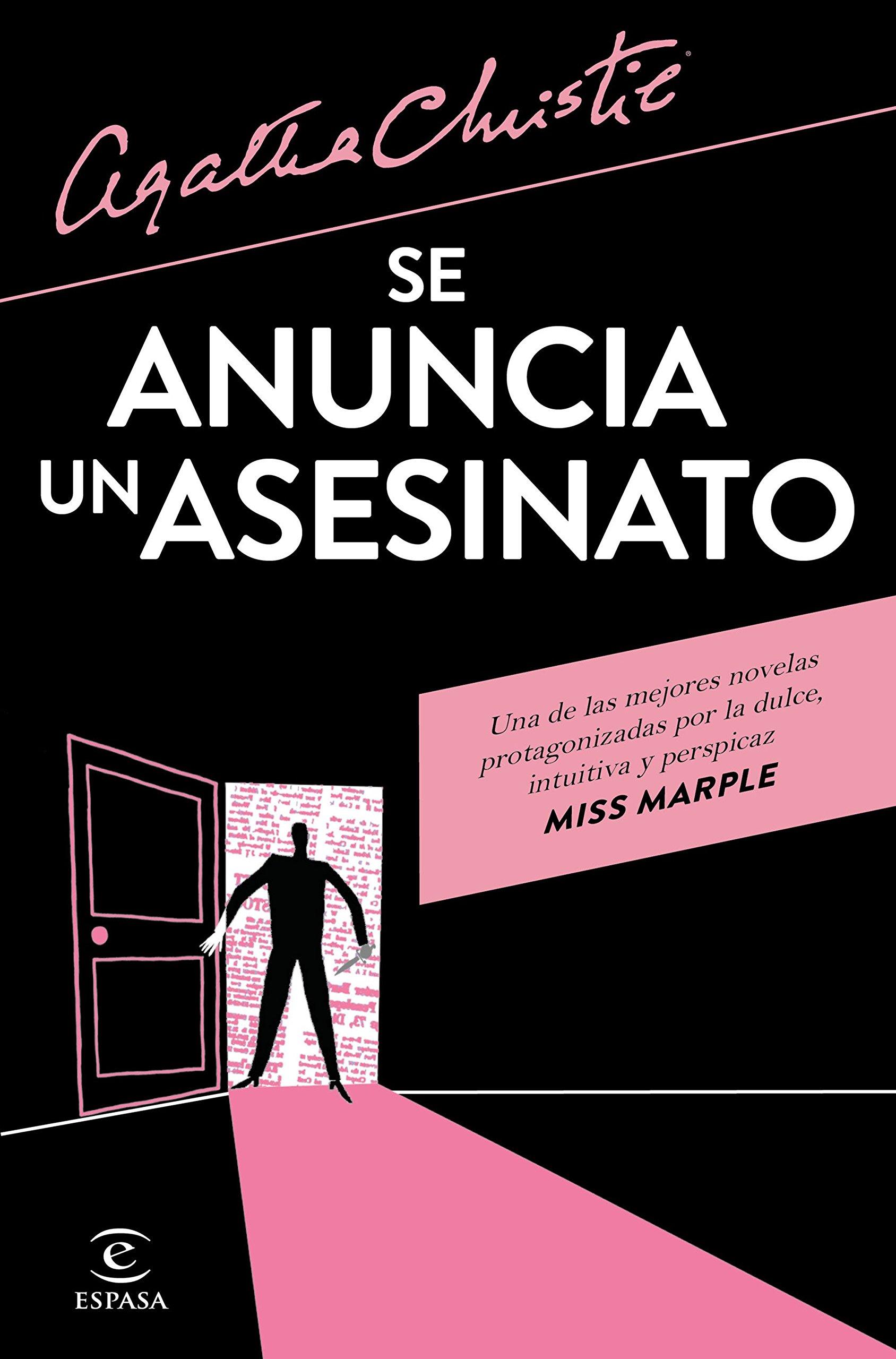 Se anuncia un asesinato (Espasa Narrativa): Amazon.es: Agatha Christie,  Guillermo López Hipkiss: Libros