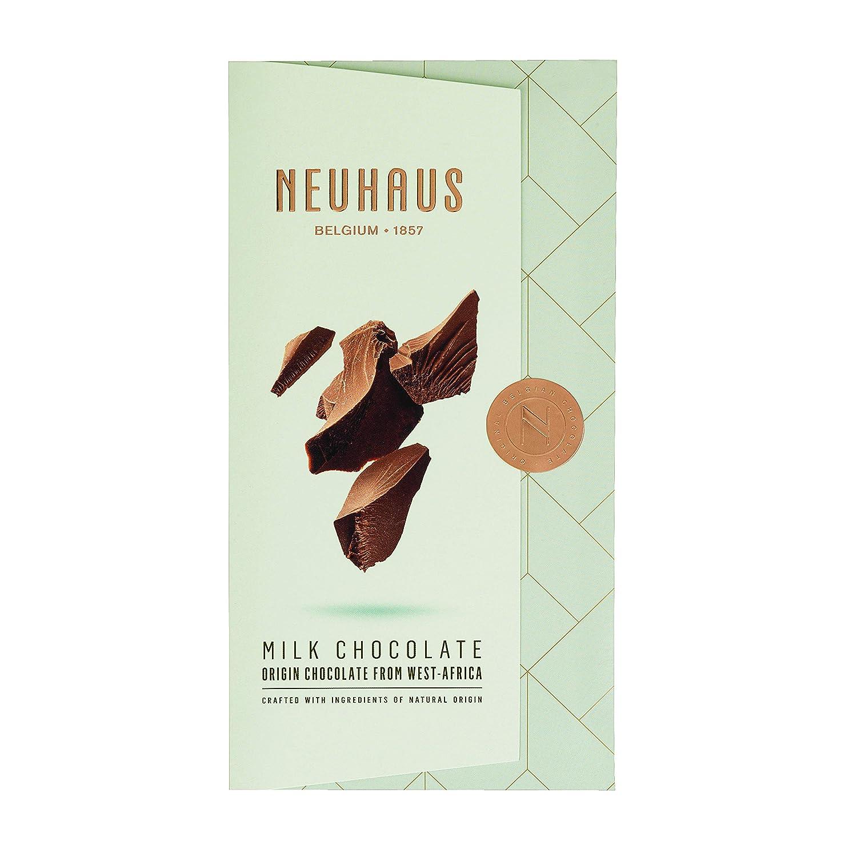 Neuhaus Chocolate con Leche Armonioso y Vainilla - 5 Paquetes de ...