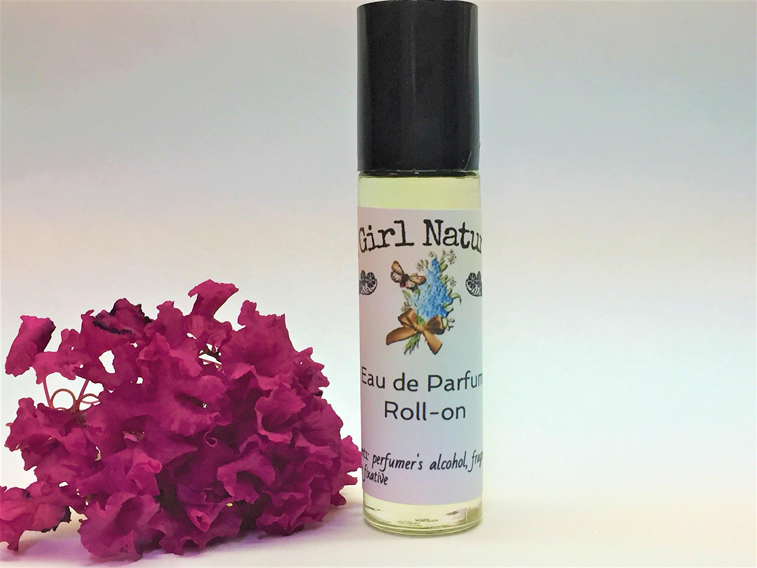 Love Spell Type Eau de Parfum Roll On, Eau de Parfum, Parfum, Perfume, Perfume Roll on, Handmade by GA Girl Naturals