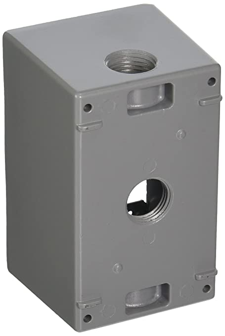 Taymac Sd350s Weatherproof Box 1 Gang 3 12 Inch Outlets Deep