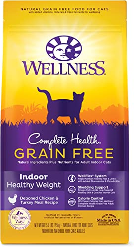 Wellness Complete Health Grain Free Natural Dry Cat Food