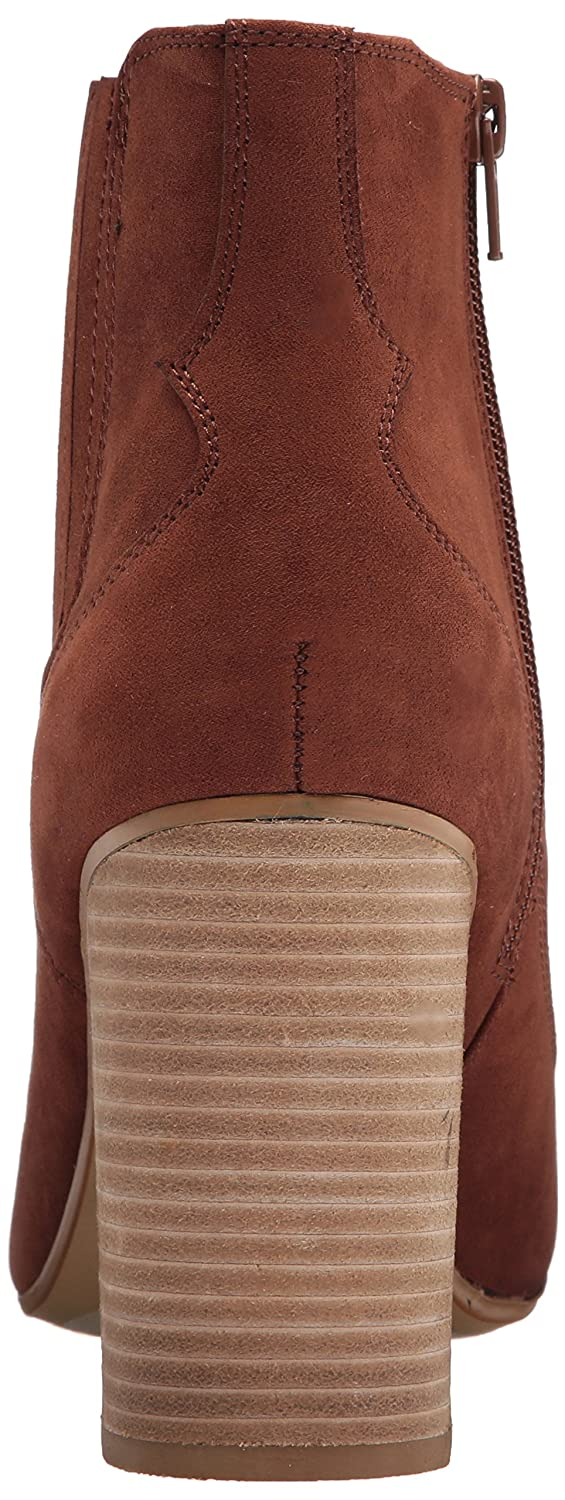 Carlos by Carlos Santana Womens Corby Ankle Boot