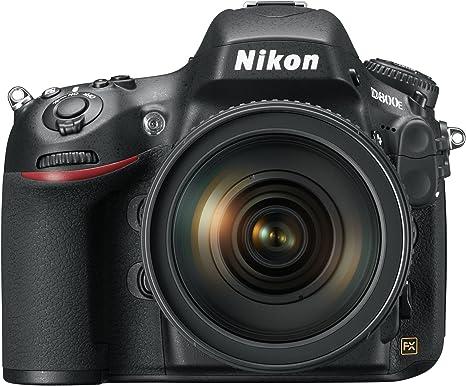 Amazon.com : Nikon D800E 36.3 MP CMOS FX-Format Digital SLR Camera (Body Only) (OLD MODEL) : Camera & Photo