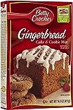 Betty Crocker Gingerbread Cake & Cookie Mix, 14.5 oz