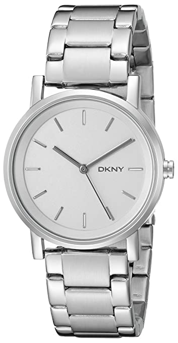 Image Unavailable. Image not available for. Color  DKNY Women s NY2342 SOHO Silver  Watch 9d36d5985960