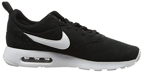 newest 117b1 845a8 Amazon.com   Nike Air Max Tavas Leather, Men s Trainers   Road Running