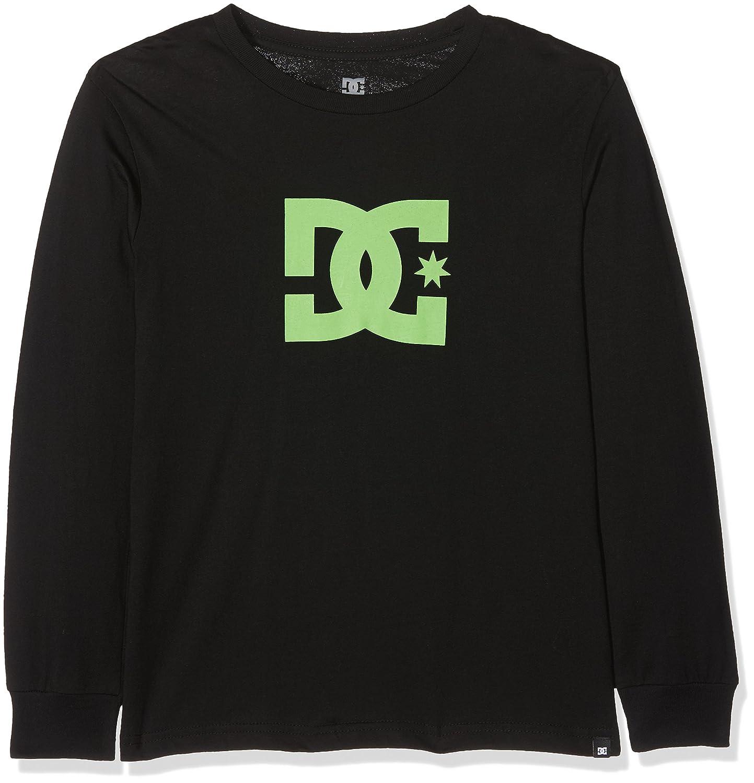 DC Shoes Star LS Boy Camiseta de Manga Larga, Niños Quiksilver EDBZT03232