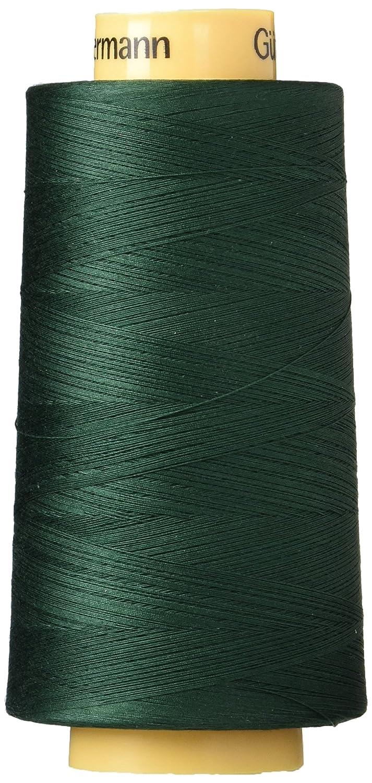 Gutermann Natural Cotton Thread Solids 3,281yd-Black Black 3281-Yard