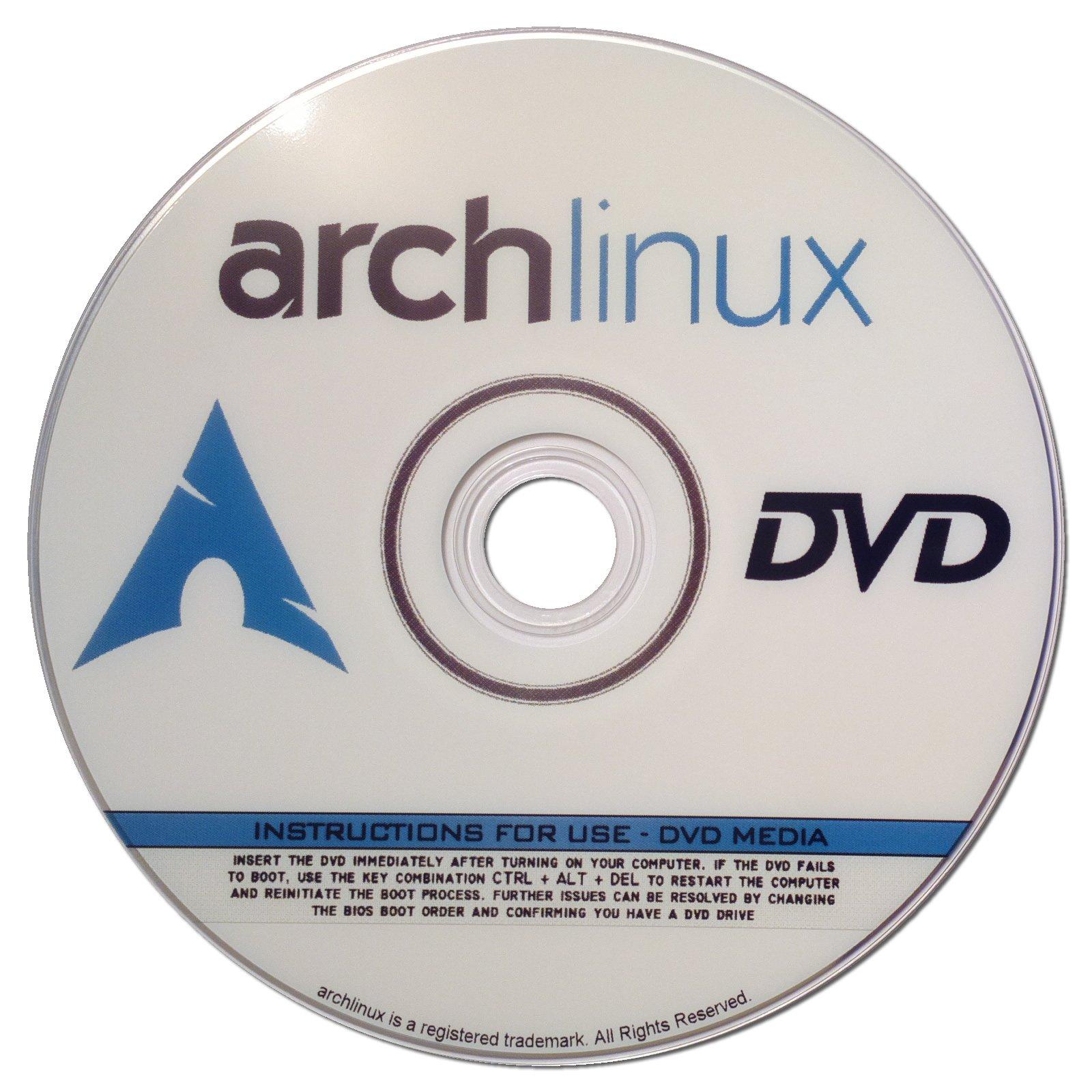 Official Arch Linux Latest Version Release [32bit/64bit] by Arch Linux