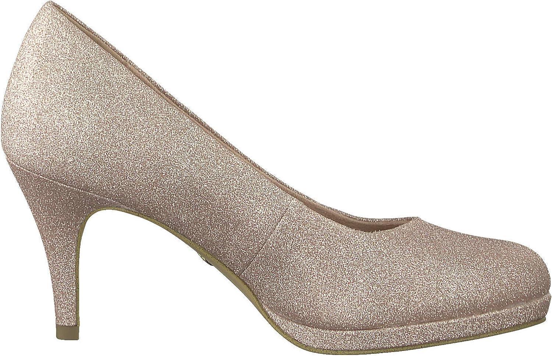 Tamaris Femme Escarpin Classique 1-1-22464-32, Dame Chaussures á Talons,Touch-IT Rose Glam