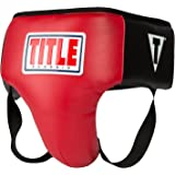 TITLE Classic Deluxe Groin Protector Plus