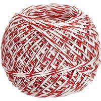 Küchenprofi 0925600002 - Rollo de Hilo para embutido (2 Unidades), Color Rojo y Blanco
