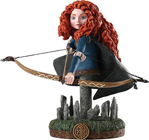 Grand Jester Studios Limited Edition Disneys Brave Merida Bust Figurine