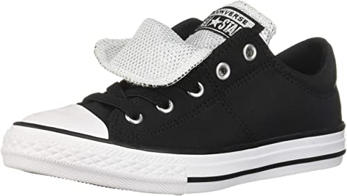 Converse Kids' Chuck Taylor All Star Maddie Metallic Slip on Sneaker