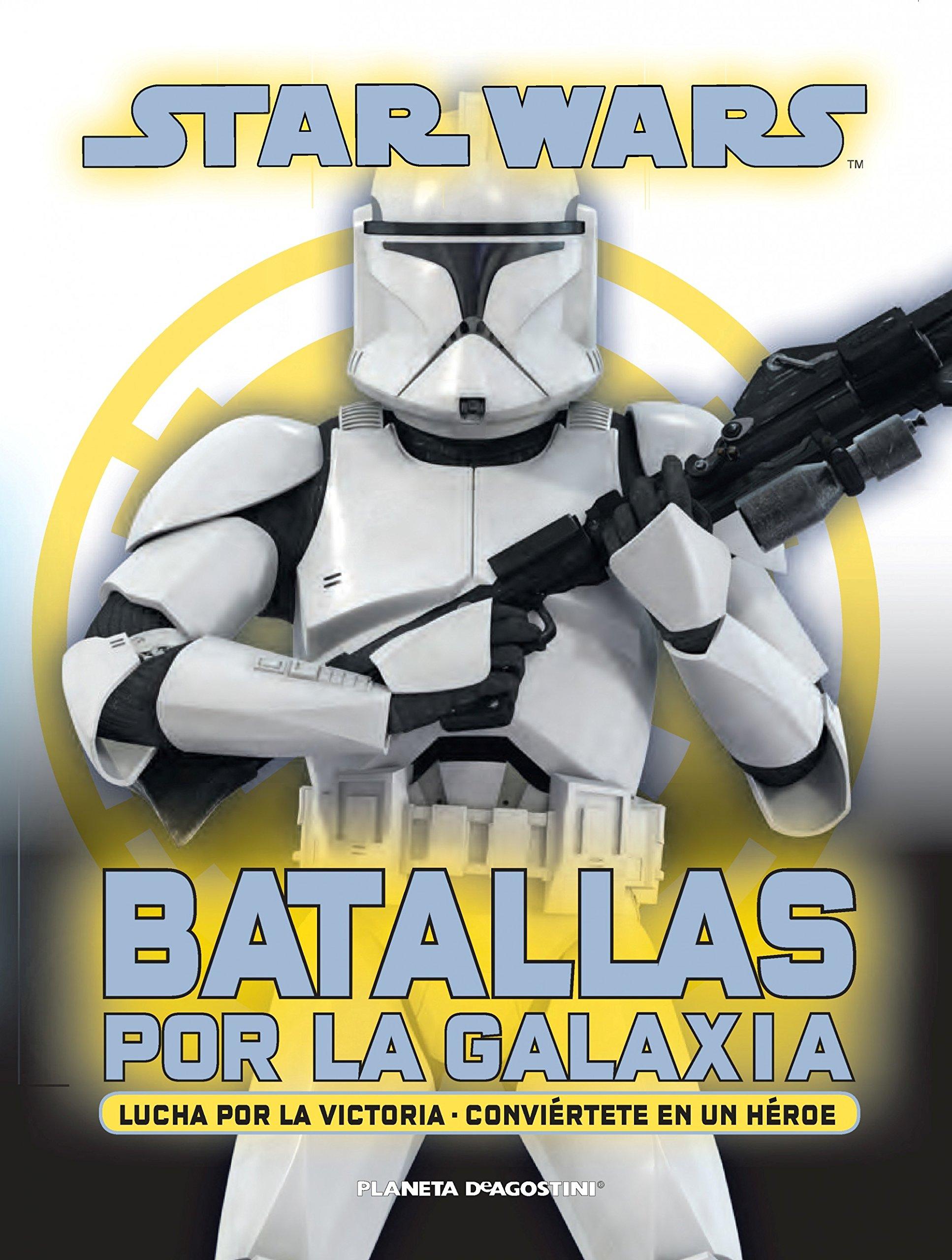 Star Wars Batallas por la galaxia Star Wars: Guías Ilustradas: Amazon.es: AA. VV., Agut Iglesias, Albert: Libros