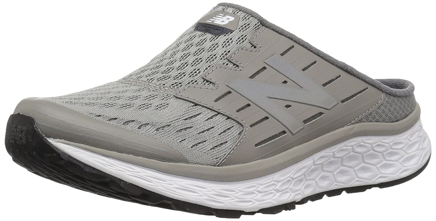 New Balance Women's 900v1 Fresh Foam Walking Shoe B075R3RDMZ 10.5 2E US|Grey