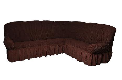 My Palace Funda para sofá esquinero de 2 + 3 plazas en 7 ...