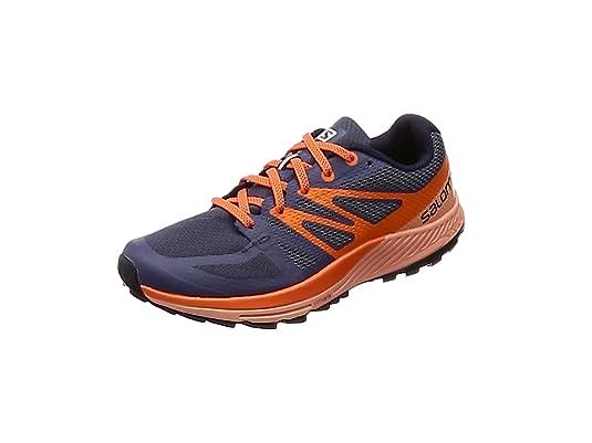 Salomon Sense Escape W, Zapatillas de Trail Running para Mujer, Azul (Crown Blue