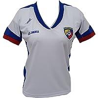Arza Sports Colombia Slim Ladies fútbol Jersey diseño