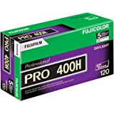 Fujifilm 16326119 Fujicolor Pro 120, 400H Color Negative Film ISO 400